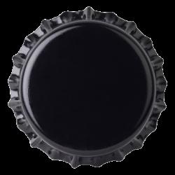 Capsules 26 mm, Noir