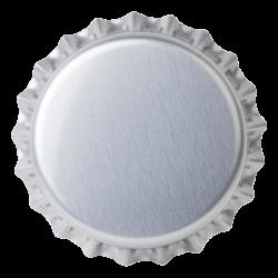 Capsules 29 mm, Argent