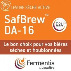 Levure SafBrew DA-16