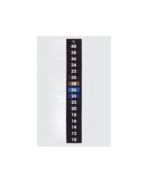 Thermomètre autocollant 14-32°C