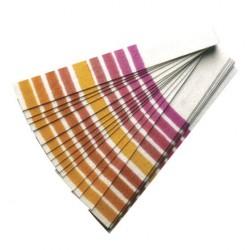 Bandes de papier pH 5.2 - 6.8